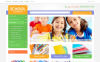 Tema Magento Flexível para Sites de Papelaria №47876 New Screenshots BIG