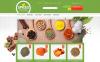 VirtueMart šablona Prodejna koření New Screenshots BIG