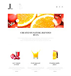 Food & Drink Joomla  Template 47910