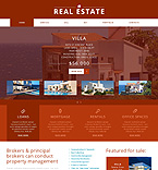 Real Estate Joomla  Template 47913