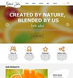 Food & Drink Joomla  Template 47917