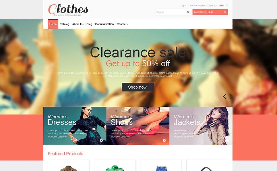 Responsive Giyim  Shopify Tema New Screenshots BIG