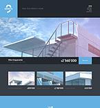 Architecture WordPress Template 47928