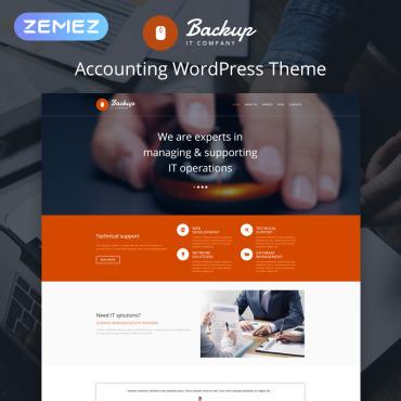 Купить  пофессиональные WordPress темы. Купить шаблон #47929 и создать сайт.