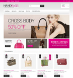Fashion PrestaShop Template 47933