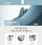 Architecture Website  Template 47937