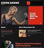 Music WordPress Template 47939