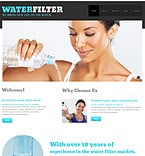 Food & Drink WordPress Template 47940