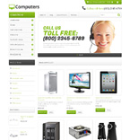 Computers Shopify Template 47942