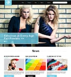 Fashion Joomla  Template 47945