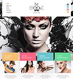 Fashion Joomla  Template 47948