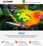 Animals & Pets Joomla  Template 47950