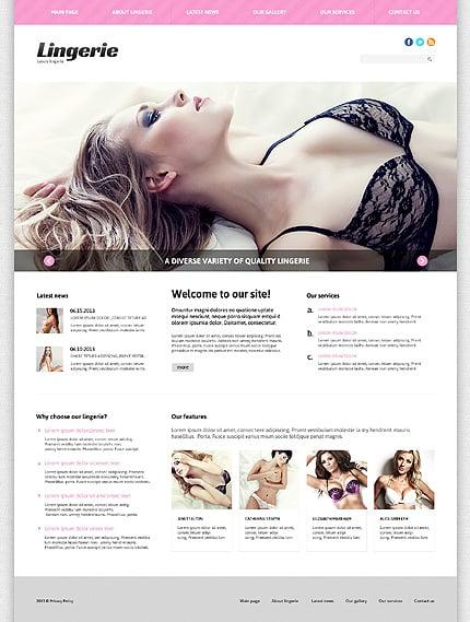 Joomla Theme/Template 47951 Main Page Screenshot