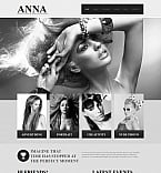 Art & Photography Moto CMS HTML  Template 47960