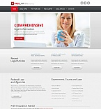 Law Moto CMS HTML  Template 47961