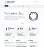 Security Moto CMS HTML  Template 47968