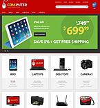 Computers Jigoshop Template 47976
