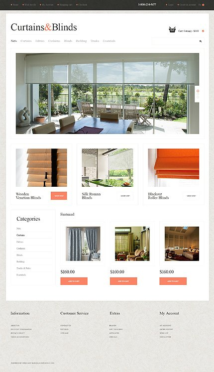 ADOBE Photoshop Template 47982 Home Page Screenshot