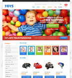 Entertainment WooCommerce Template 47989