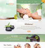 Beauty WordPress Template 47994