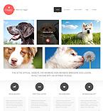 Animals & Pets WordPress Template 47998