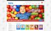 Адаптивный WooCommerce шаблон №47989 на тему детские игрушки New Screenshots BIG