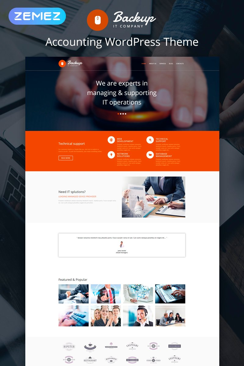 Backup - Accounting Multipurpose Modern Elementor WordPress Theme