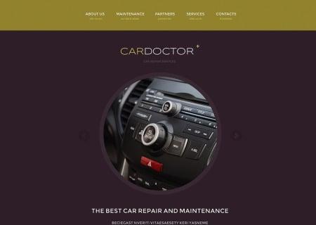 Car Repair Responsive
