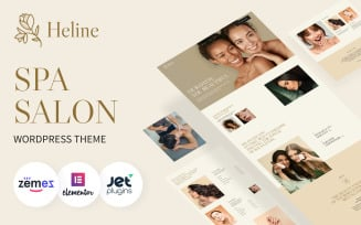 Heline - Beauty Center and Spa WordPress Theme