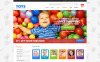Responsives WooCommerce Theme für Spielzeuggeschäft  New Screenshots BIG