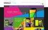 Responsywny szablon OpenCart #47921 na temat: sklep z komórkami New Screenshots BIG