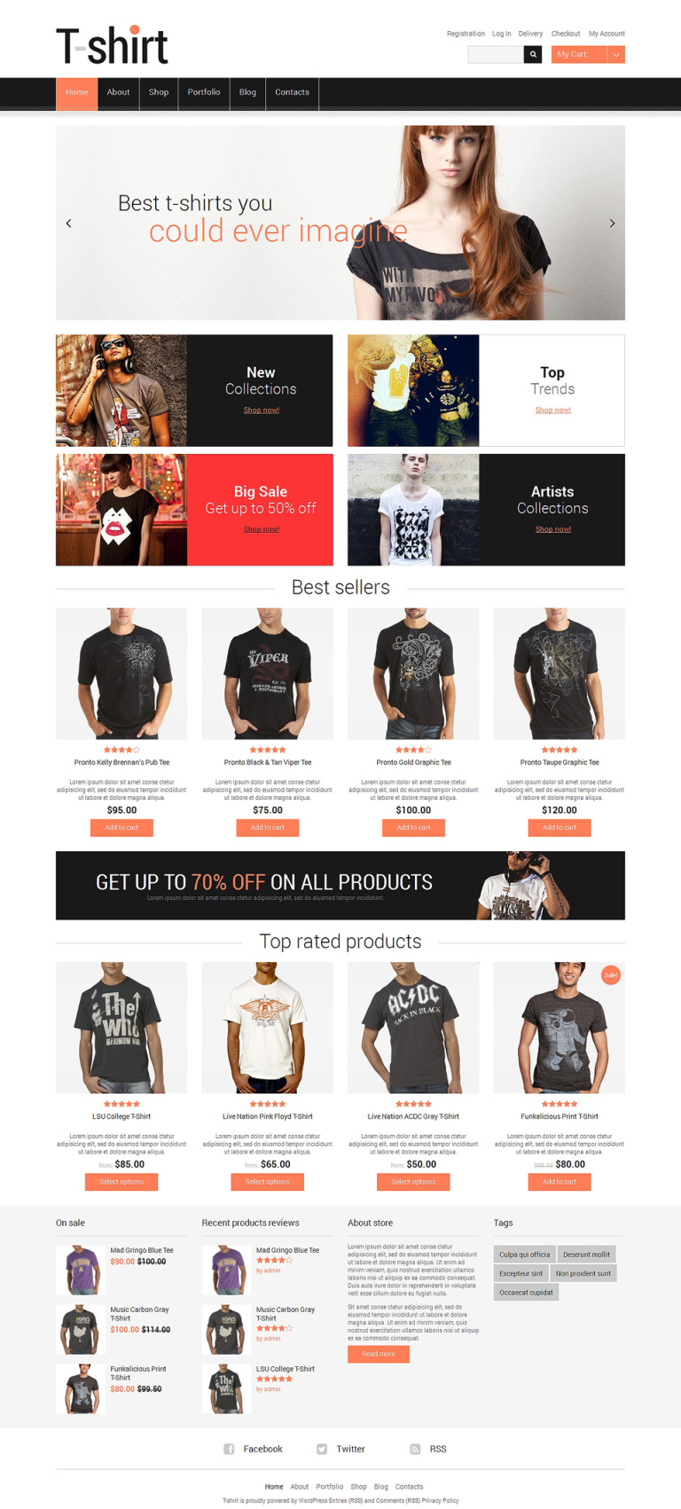 TShirts with Sense WooCommerce Theme New Screenshots BIG