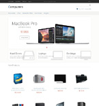 Computers Magento Template 48001