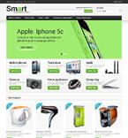 Electronics Magento Template 48007