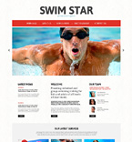 Sport Website  Template 48017