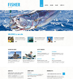 Sport Website  Template 48018