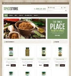 Food & Drink Shopify Template 48025
