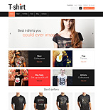 Fashion Jigoshop Template 48027