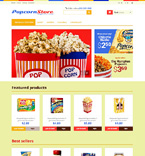 Food & Drink PrestaShop Template 48029