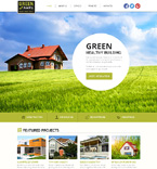 Architecture Website  Template 48035