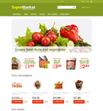 Food & Drink PrestaShop Template 48039