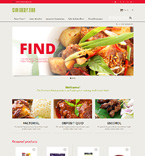 Food & Drink PrestaShop Template 48040