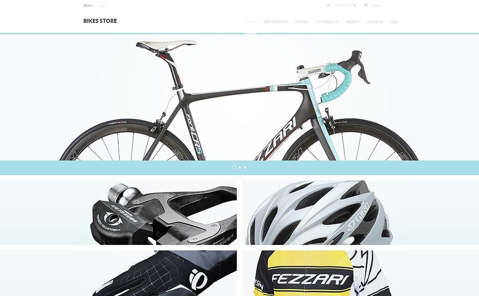 Szablon ZenCart #48048 na temat: BMX New Screenshots BIG