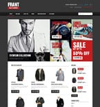 Fashion Shopify Template 48049