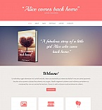 Books Moto CMS HTML  Template 48060