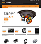 Cars WooCommerce Template 48071