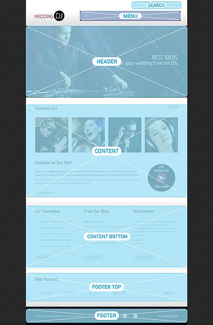 Website Template #48072