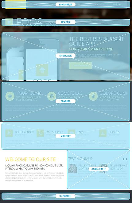 Joomla Theme/Template 48084 Main Page Screenshot