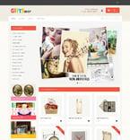 Gifts PrestaShop Template 48088