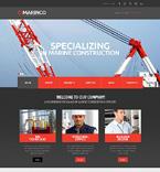 Website  Template 48095